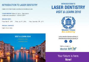 INTRODUCTION TO LASER DENTISTRY