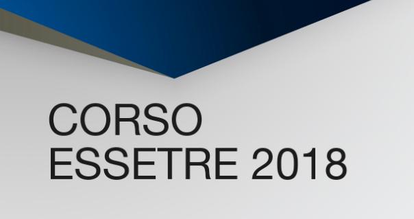 CORSO ESSETRE 2018