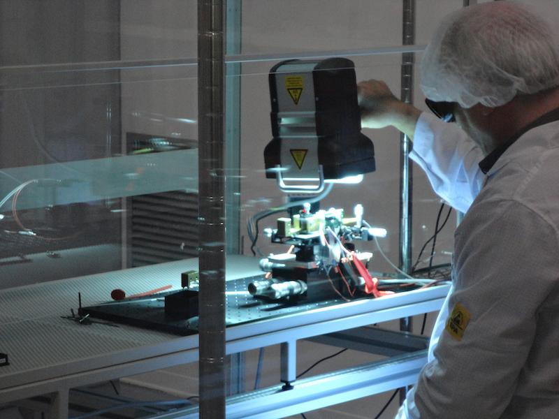 Produzione Laser
