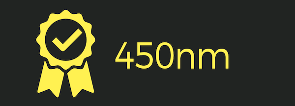 450nm