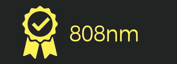 808nm