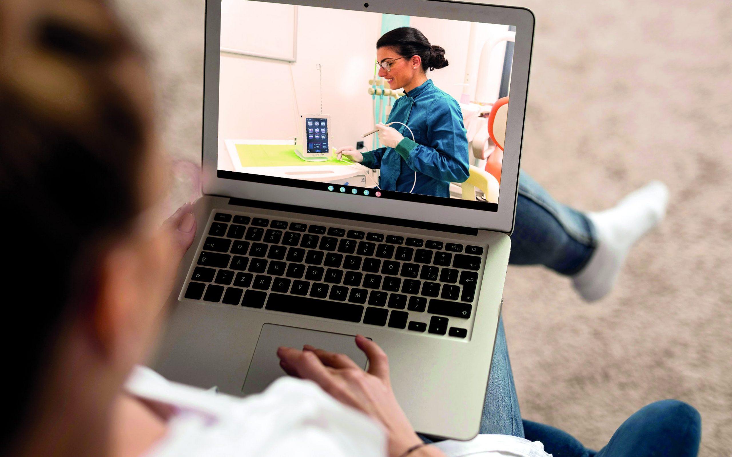 corsi online in odotoiatria laser